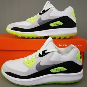6892450f7018d Nike Women s Air Zoom 90 IT Golf Shoes White ...